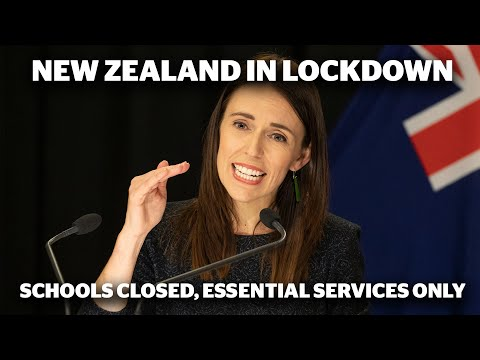 New Zealand in coronavirus lockdown for four weeks | nzheral