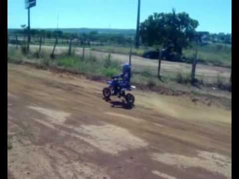 mini motocross Arthur Antonio 3