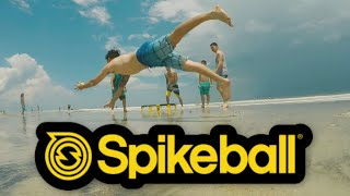 SPIKEBALL TOURNAMENT!*ESPN2*