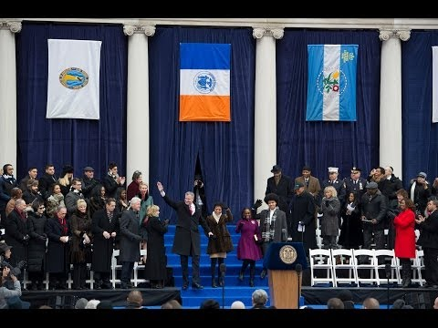 2014 New York City Inauguration