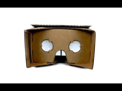 Google Cardboard İncelemesi - Nasıl yapılır ? / Nasıl hazırlanır ? / Nasıl kullanılır ?
