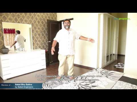 Saket Bhu Sattva 3BHK Villas at Kompally, Hyderabad   A Property Review by IndiaProperty com