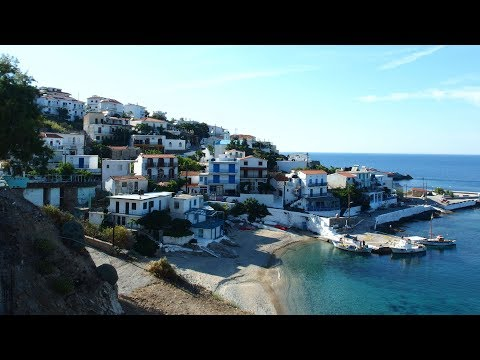 The Beauty of Ikaria - The Western Part
