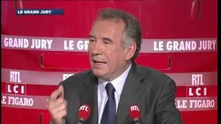 Le Grand Jury du 4 mai 2014 - François Bayrou - 1e partie