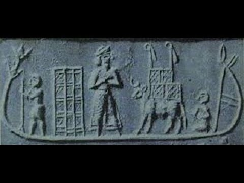 Ancient Sumerian Scribe Over 8,000 Years Old Verifies Anunnaki vesves DNA Manipulation of Manki - Th