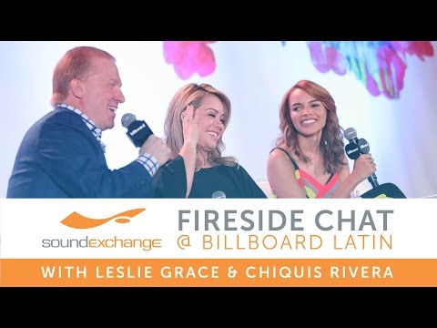 Billboard Latin Fireside Chat ft. Chiquis Rivera and Leslie Grace