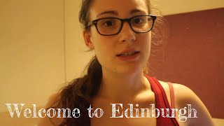 Welcome to Edinburgh - Erasmus 1
