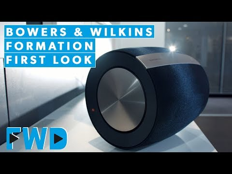 Bowers & Wilkins Formation: First Look