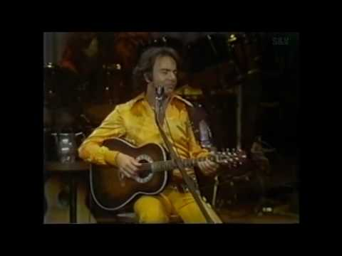Neil Diamond - Beautiful Noise (HD music video 1976)