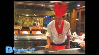 Ебанутость японского повара просто зашкаливает