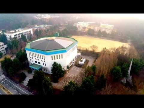 K.N.P.U(Korean National Police University,2016.03.27, #fly3dr)