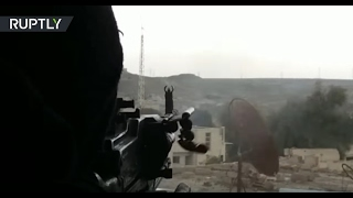 Syrian Army makes advances in Deir Ez Zor