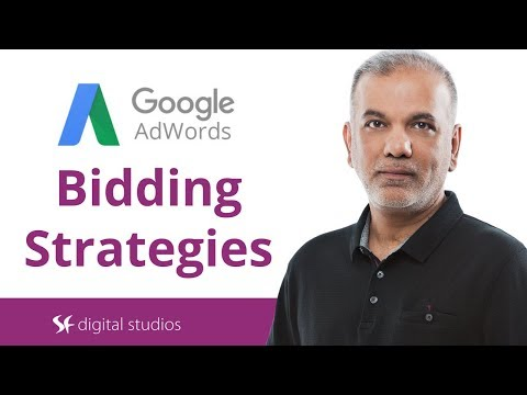 Google Ads Bid Strategy