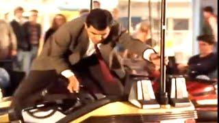 Bumper Car Fun | Mr. Bean Official