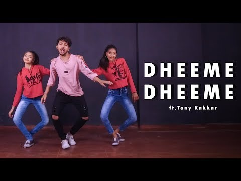 Dheeme Dheeme Dance Video | Vicky Patel Choreography| Tony Kakkar | Tiktok Viral Video