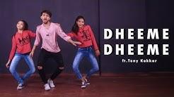 Dheeme Dheeme Dance Video | Vicky Patel Choreography| Tony Kakkar | Tiktok Viral video