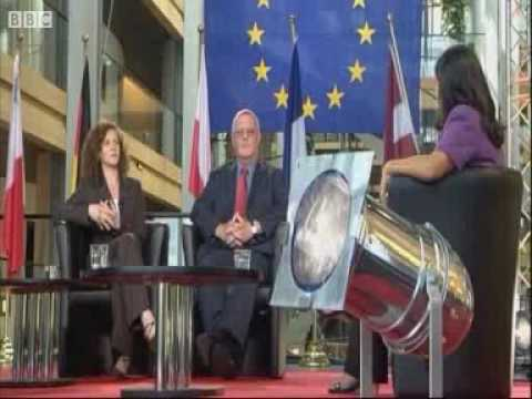 UKIP Paul Nuttall MEP fighting for the people on BBC Record Europe