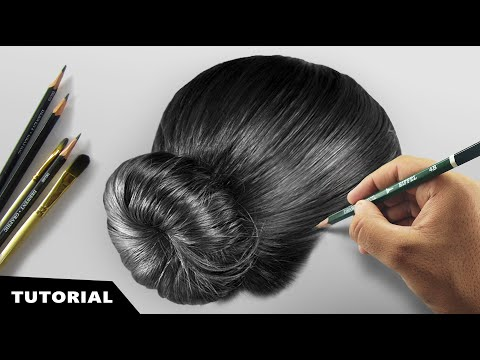 how-i-draw-realistic-hair-|-tutorial-for-beginners.
