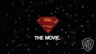 Superman: the Movie - Original Theatrical Trailer