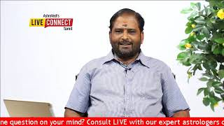 AstroVed's Live Connect: Get Live Solution From Astrologers in English For Free - Feb. 12, 2019
