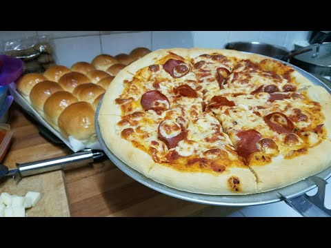 Resep Saus dan  Pizza Homemade