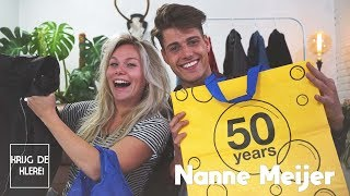 NANNE MEIJER shopt meestal binnen een kwartier - ZEEMAN CHALLENGE - KRIJG DE KLERE! - Bobbie Bodt