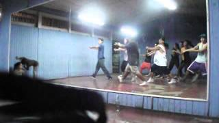 LB KEEP ON DANCING CLASS / PA QUE LA PASES BIEN - ARCANGEL / CHOREO BY LUCAS