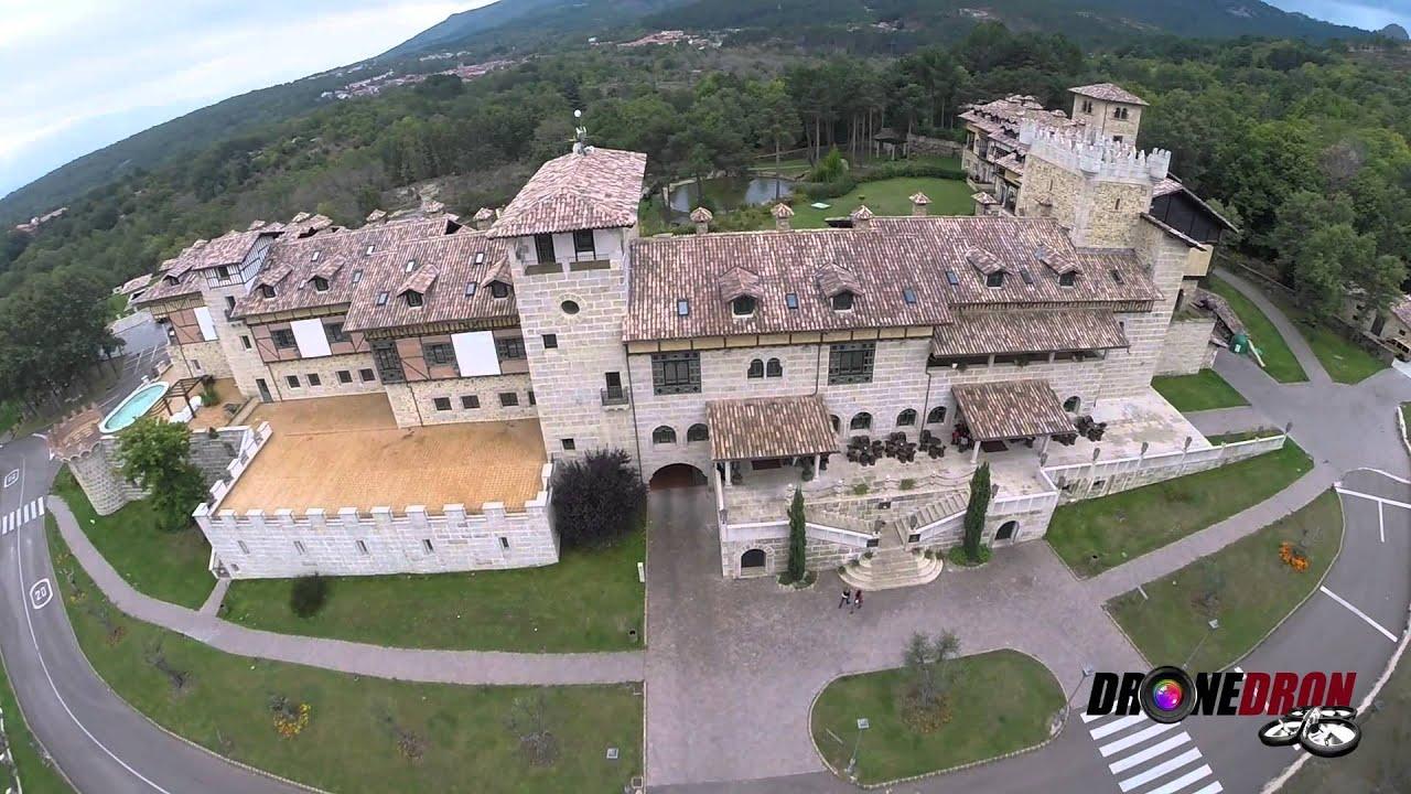 Hotel abadia de los templarios la alberca youtube for Alberca 8 x 5