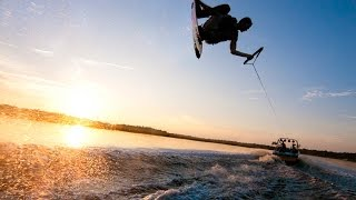 Wakeboarding at Liquid Leisure