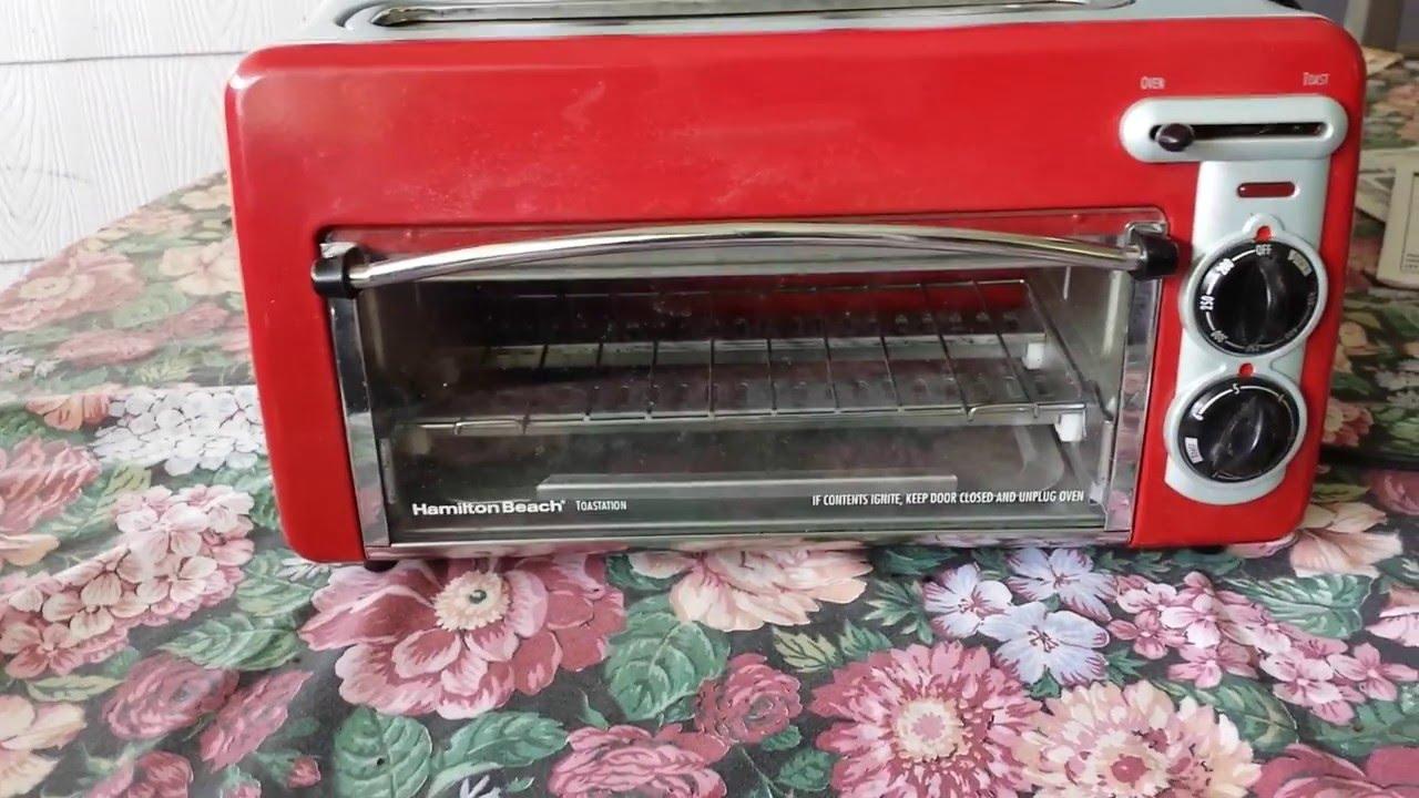 Onecheapdad Toaster Hamilton Beach Toastation on