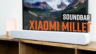 Mua loa để xem phim tại nhà Xiaomi Millet Soundbar chỉ hơn 1 triệu