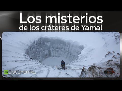 Misterio de los cráteres de Yamal