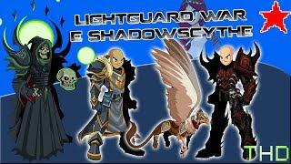 aqwguia das quests e drops de lightguard war e class shadowscythe general 2018
