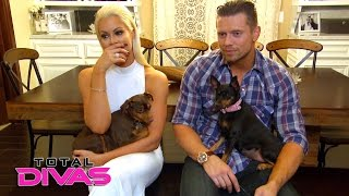 The Miz tells Maryse he doesn't want to adopt another dog. More ACT...