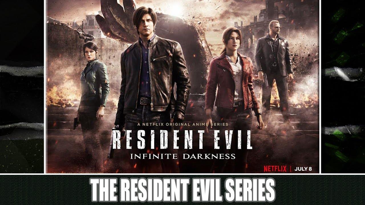 The Resident Evil Series!