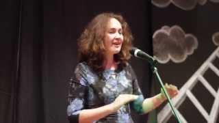 Наталья Одегова с историей про ошибки и уроки детства