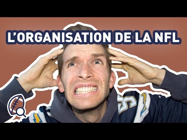 La minute football américain #23 : Comment est organisée la NFL ?