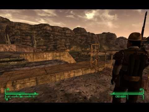 Fallout New Vegas Gameplay, Part 101. Protecting President Kimball (Full Walkthrough in 1080p HD)