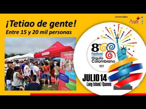 Festival Independencia Orgullo Colombiano 2019