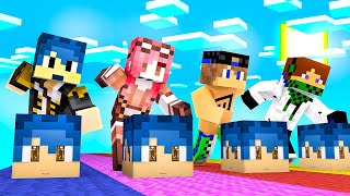 I NUOVI LUCKY BLOCK DI STEF! - MINECRAFT *LUCKY RACE*