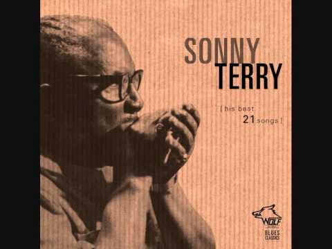 Sonny Terry -Rock Me Momma