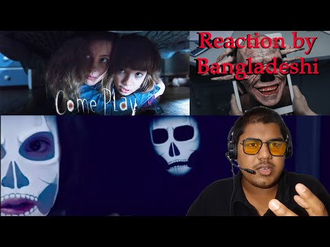 COME PLAY Official Trailer (2020) Ghost Horror Movie Bangladeshi Reaction .কেন দেখবেন ei Movie??