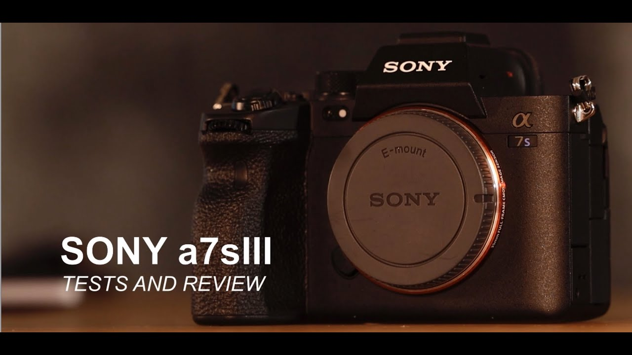 Sony camera addicts, the A7SIII is compulsory