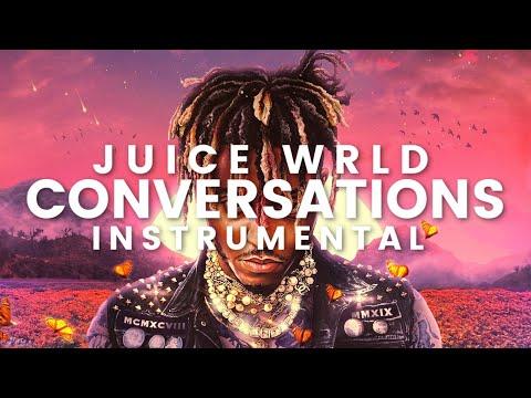 Juice WRLD – Conversations OFFICIAL Instrumental