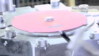 ThyssenKrupp InCar®plus - Prototyping of wheel disks (hot forming)