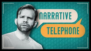 Narrative Telephone Ep. 4: Widogast's Web of Words