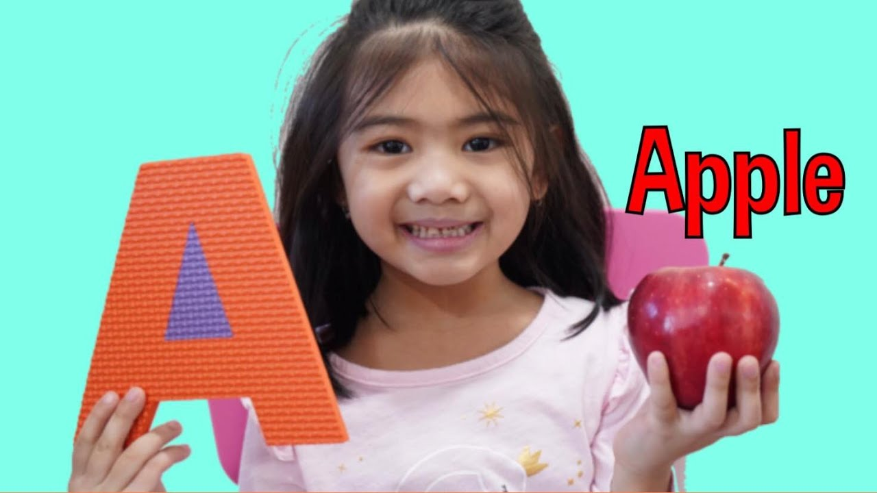 ABC Songs Learning Alphabet with Sophia for Kids