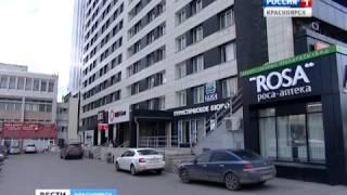 """В общественно-деловом центре """"Метрополь"""" рухнул лифт с пассажиром"""