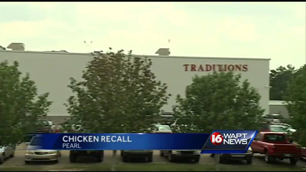 Mississippi business recalls meat, poultry frozen products