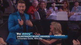 iHeartRadio Music Awards: Justin Timberlake Wins Big